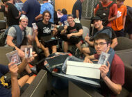 Upper Deck Surprises Collectors at Trade Night Events at the National Sports Collectors Convention