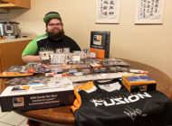 Upper Deck Collector Spotlight: Josh B. Has an Impressive Collection of Overwatch League Trading Cards