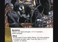 Vs. System 2PCG: Lethal Protector Card Preview – Our Name is Venom!