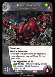 2017-upper-deck-marvel-vs-system-2pcg-monsters-unleashed-main-character-devil-dinosaur