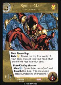 2021-upper-deck-marvel-vs-system-2pcg-civil war-main-character-spider-man-l2p