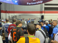 Upper Deck Brings Smiles to Fan's Faces at the 2021 National Sports Collectors Convention
