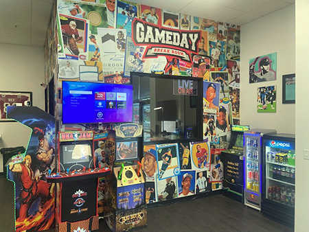 gameday sports cards las vegas breaker room