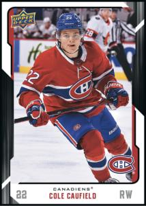 2021-22 NHL Face-Off - Cole Caufield