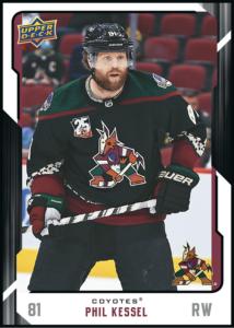 2021-22 NHL Face-Off - Phil Kessel