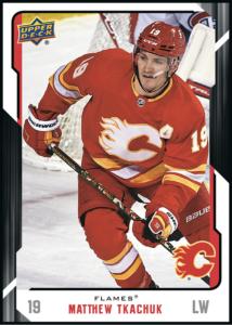 2021-22 NHL Face-Off - Matthew Tkachuk