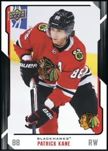 2021-22 NHL Face-Off - Patrick Kane