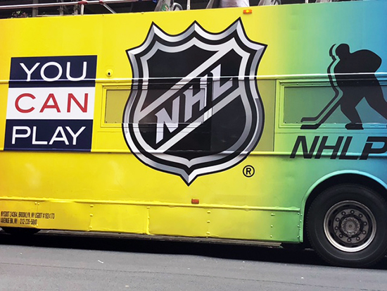 hockey is for everyone you can play nhl