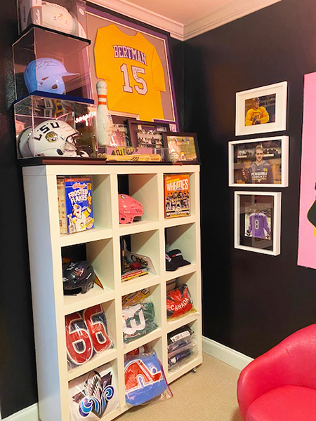she shed man cave pittsburgh penguins super collector