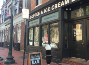 Coffee and Ice cream restaurant in west chester