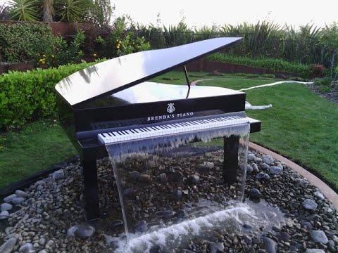 Piano Moving in the Rain