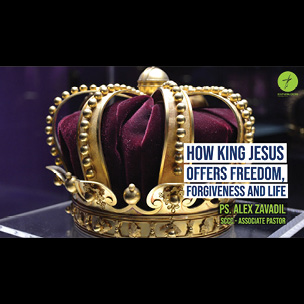 How King Jesus offers freedom