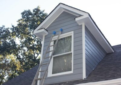 PRS roofing and siding painting project_2