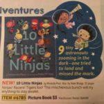10 Little Ninjas Receives Missouri Building Block Picture Book Award