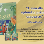 PEACE receives 'splendid' Kirkus Review