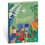 Starred Review for PEACE from School Library Journal