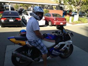 Testimonials, Motorcycle keys replacement