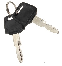 triumph keys