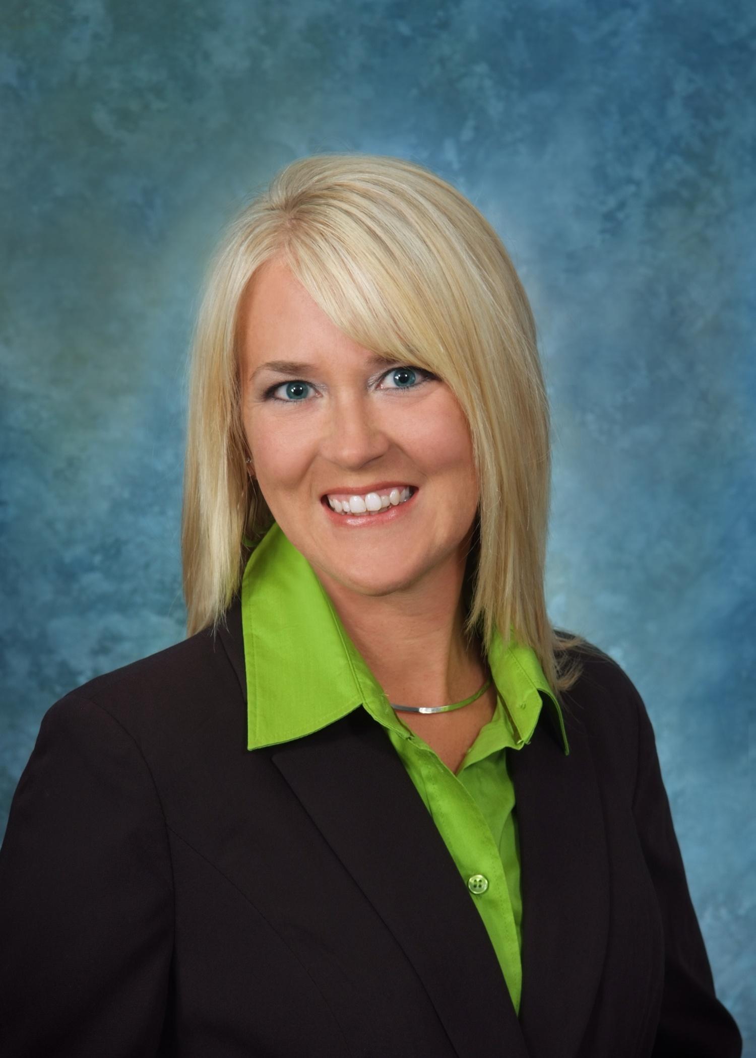 Alisha Reaman - Treasurer