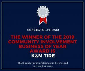 2019 Community Involvement Winner