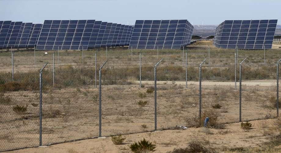 OCI Solar Power