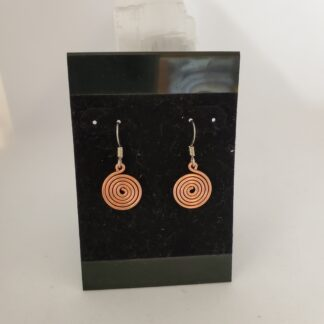 Recyled Electrical Wire Earrings