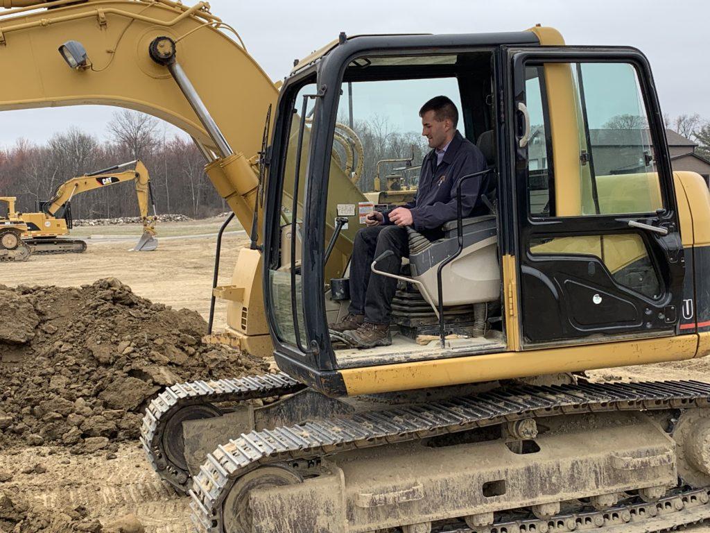 NY Assemblyman Colin Schmitt (NY99) Visits Local 825 Training Center