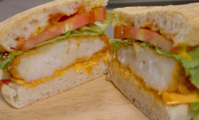 cuttlefish burger
