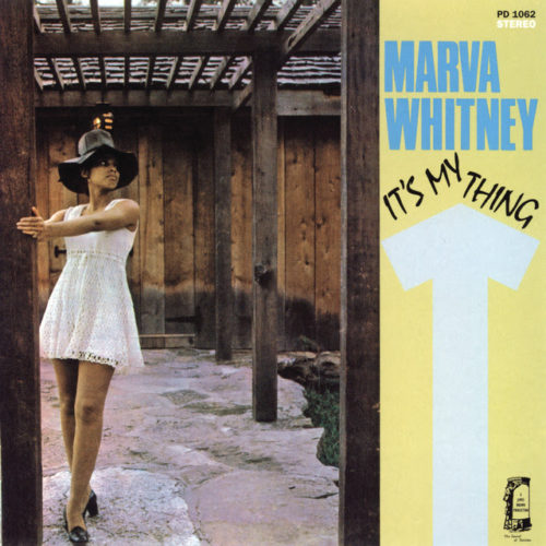 It's My Thing by Marva Whitney, protege of the late James Brown, she was one of the most fierce vocal artists of her time