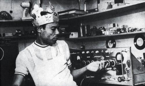 King Tubby, the reggae DJ Master