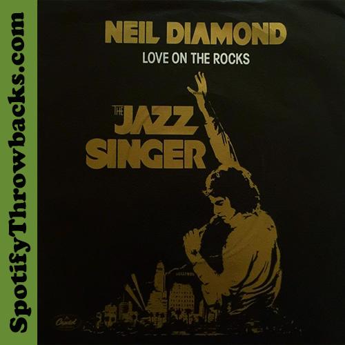 The Phenomenal Neil Diamond! A SpotifyThrowbvacks.com playlist.