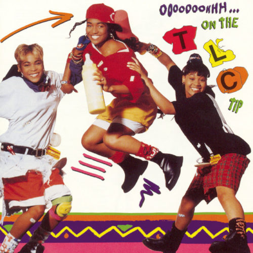 Baby, Baby, Baby, by TLC. SpotifyThrowbacks.com