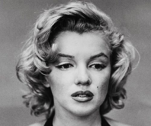 The legendary Marilyn Monroe. She wasn't just an actress, she was a beautiful singer as well!! SpotifyThrowbacks.com