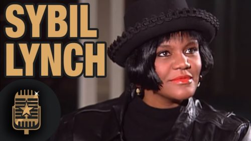 The legendary artist simply known as Sybil. SpotifyThrowbacks.com