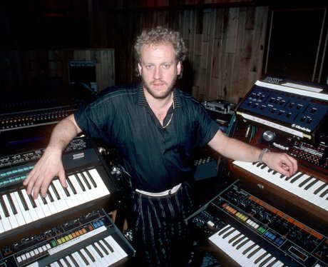 Harold Faltermeyer - SpotifyThrowbacks.com