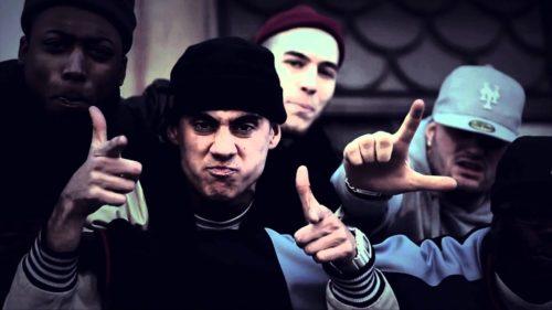 L'Entourage - rap group from France. SpotifyThrowbacks.com