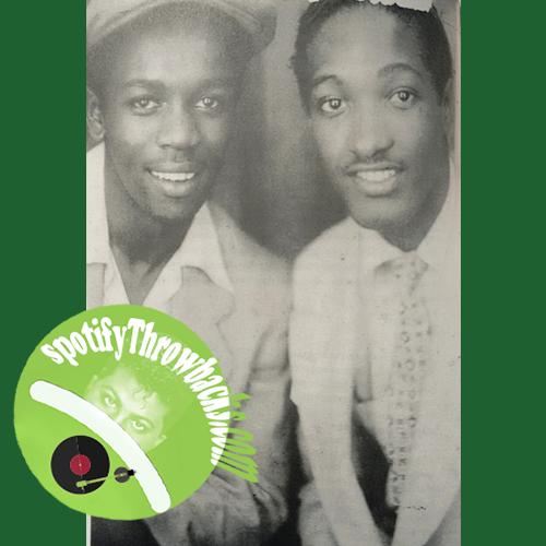 Lou Rawls and Sam Cooke - SpotifyThrowbacks.com