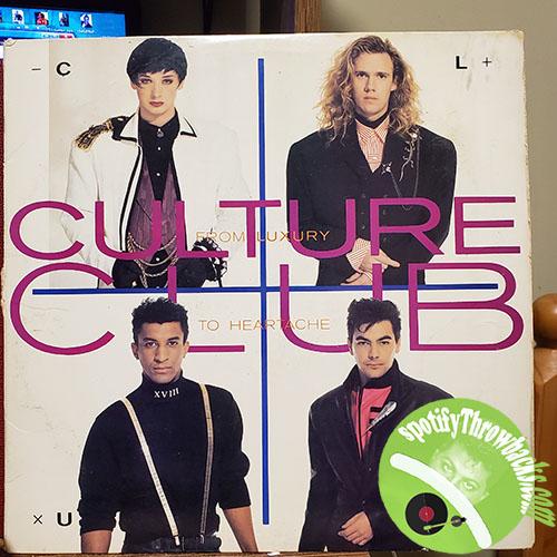 SpotifyThrowbacks.com - Culture Club