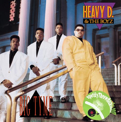 Heavy D. & The Boyz - SpotifyThrowbacks.com