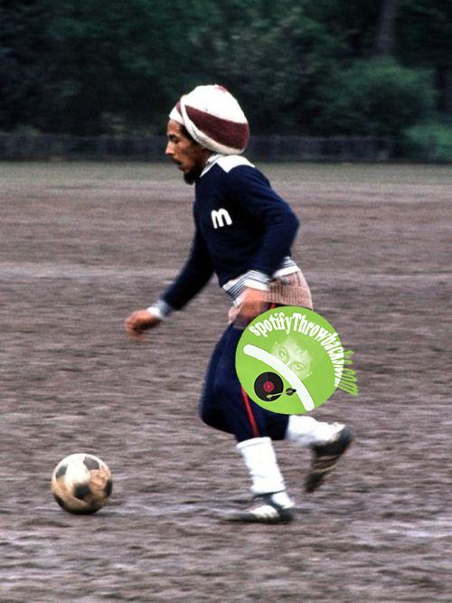 The Late Bob Marley - SpotifyThrowbacks.com