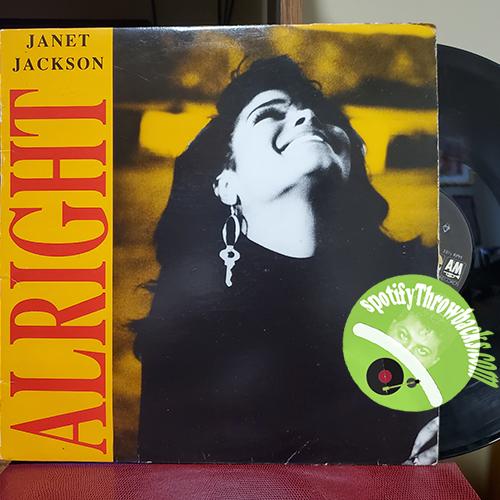 Janet Jackson - SpotifyThrowbacks.com