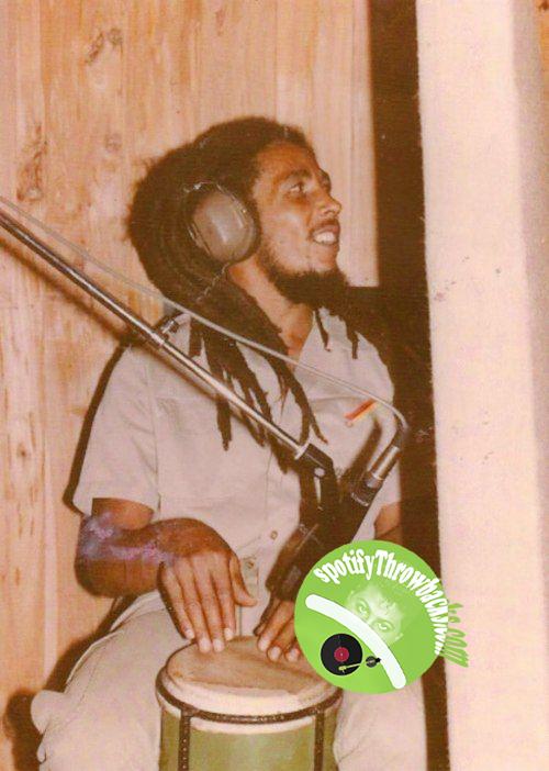 Bob Marley - SpotifyThrowbacks.com