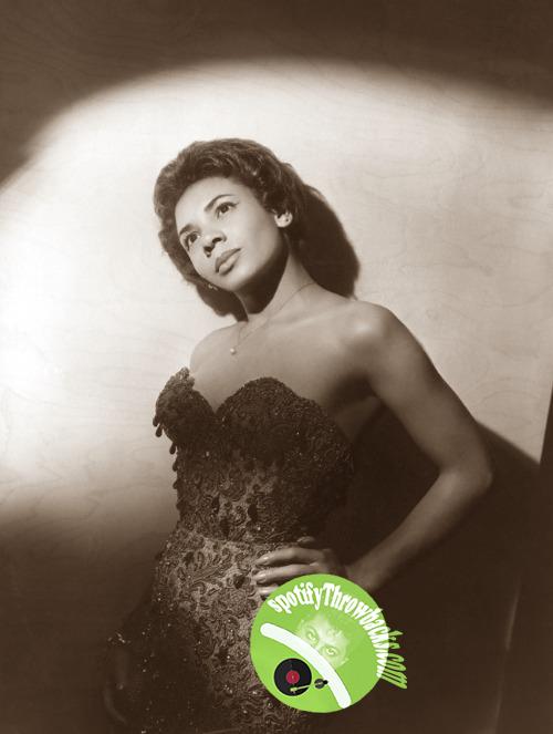Shirley Bassey - SpotifyThrowbacks.com