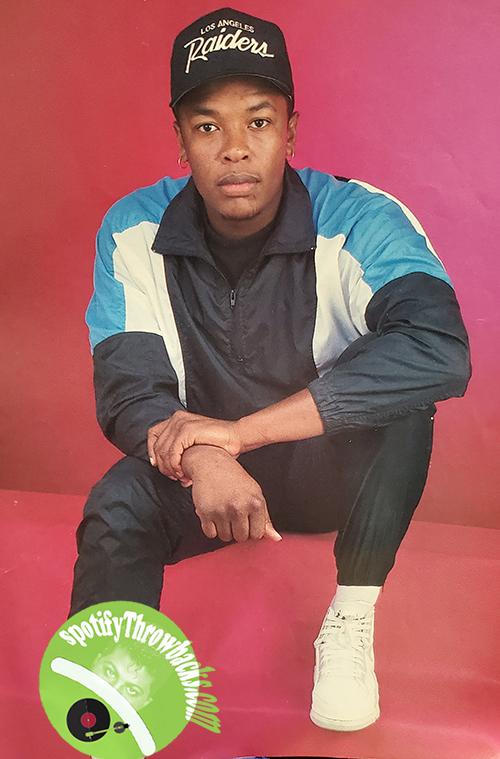Dr. Dre - SpotifyThrowbacks.com