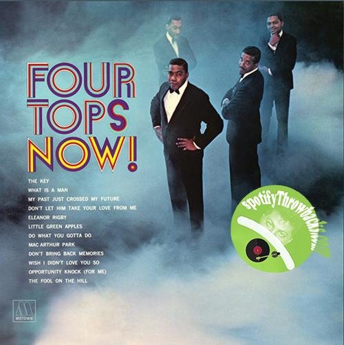 Four Tops - SpotifyThrowbacks.com