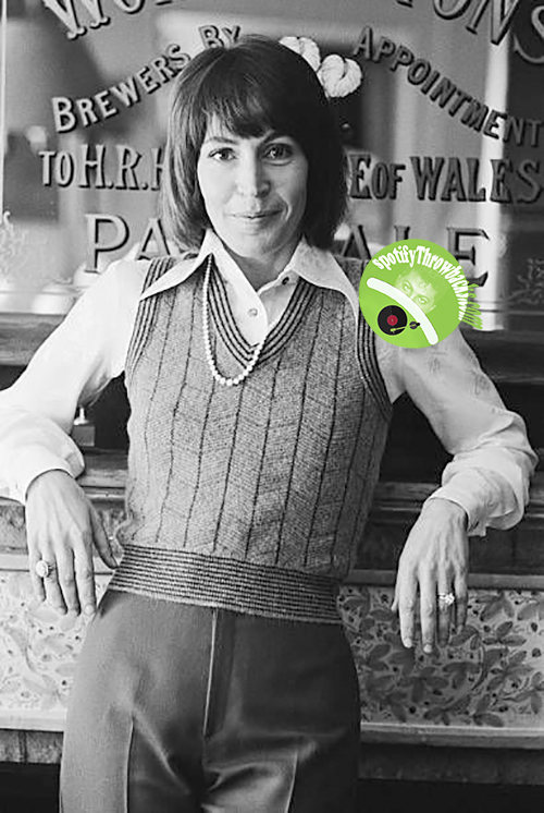 Helen Reddy - SpotifyThrowbacks.com