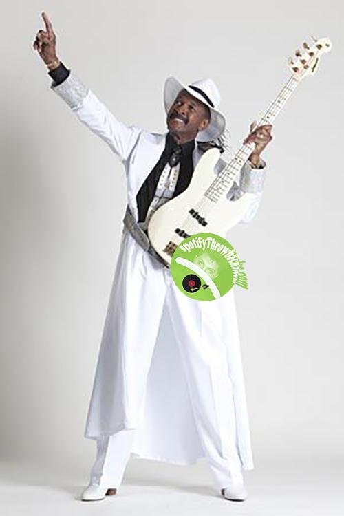 Larry Graham - SpotifyThrowbacks.com