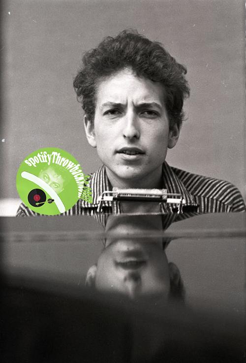 Bob Dylan - SpotifyThrowbacks.com