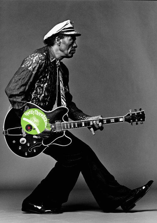 Chuck Berry - SpotifyThrowbacks.com