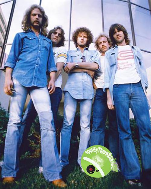 The Eagles - SpotifyThrowbacks.com